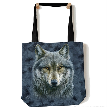 Warrior Wolf - 97-4979 - Everyday Tote