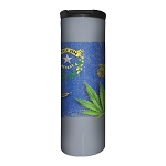 Marijuana Nevada - 59-6295 - Stainless Steel Barista Travel Mug