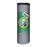 Marijuana Washington - 59-6296 - Stainless Steel Barista Travel Mug