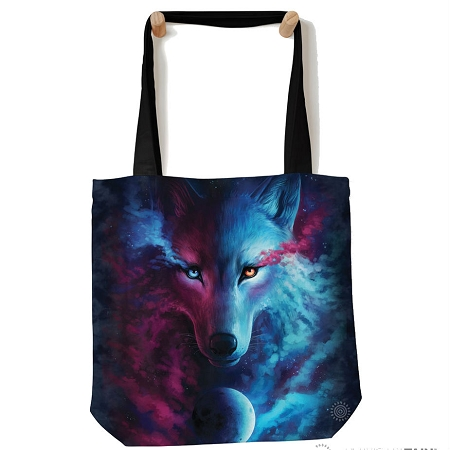 Where Light and Dark Meet - 97-4963 - Everyday Tote