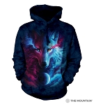 Where Light and Dark Meet - 72-4963 - Adult Hoodie