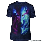 Where Light and Dark Meet - 54-4963 - Men's Triblend T-shirt