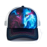 Where Light and Dark Meet - 76-4963 - Trucker Hat