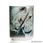 White Lions Love - 57-5937-0901 - Everyday Mug
