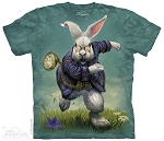 White Rabbit - 10-4045 - Adult Tshirt