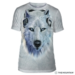 White Wolf DJ - 54-3518 - Men's Triblend T-shirt
