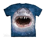 Wicked Nasty Shark - 15-3955 - Youth Tshirt