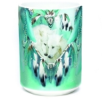 Wolf Heart - 57-3817-0901 - Everyday Mug