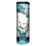 Wolf Heart - 59-3817 - Stainless Steel Barista Travel Mug