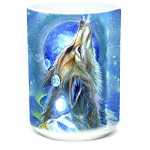 Wolf Howl - 57-6280-0901 - Coffee Mug