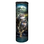 Wolf Lookout - 59-4978 - Stainless Steel Barista Travel Mug