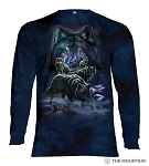Wolf Pack - 45-5915 - Adult Long Sleeve T-shirt