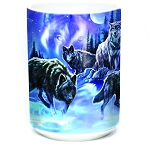 Wolf Pack - 57-5915-0900 - Everyday Mug