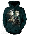 Three Wolf Moon - Adult Hoodie