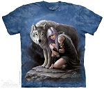 Wolven Protector - 10-4992 - Adult Tshirt
