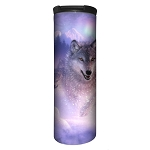 Northern Light Wolves - 59-4881 - Stainless Steel Barista Travel Mug
