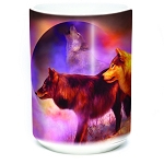Spirit Of The Moon - 57-6285-0900 - Coffee Mug
