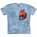 Wyrmling Dragon - 10-5922 - Adult Tshirt