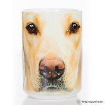 Yellow Lab Portrait - 57-8146-0901 - Everyday Mug