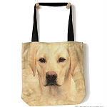 Yellow Lab Portrait - 97-8146 - Everyday Tote