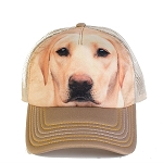 Yellow Labrador - 76-8146 - Trucker Hat