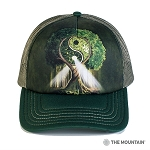 Yin Yang Tree - 76-3209 - Trucker Hat
