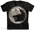 Yin Yang Wolves - 15-3922 - Youth Tshirt