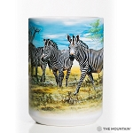 Zebra Gathering - 57-5913-0901 - Everyday Mug