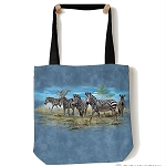 Zebra Gathering - 97-5913 - Everyday Tote