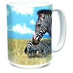 Zebra Portrait - 57-5965-0900 - Everyday Mug