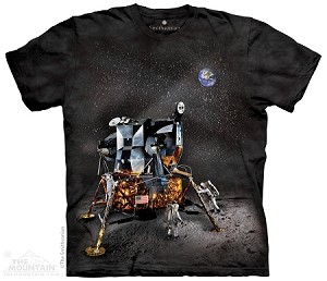 Apollo Lunar Module - Adult Tshirt