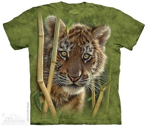Baby Tiger - Youth Tshirt