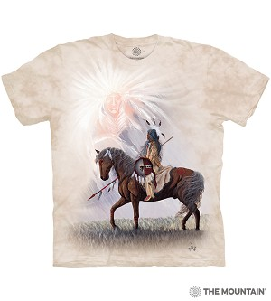 Before the Storm - 10-6414 - Adult Tshirt - Native American