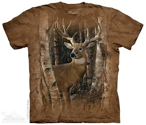 Birchwood Buck - Adult Tshirt