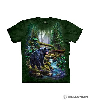 Black Bear Forest - 15-6164 - Youth Tshirt