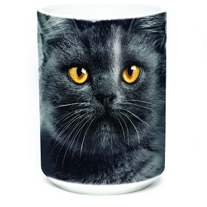 Black Cat - 57-3666-0901 - Everyday Coffee Mug