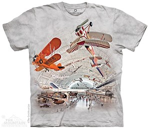 Boeing Aviation Hangar - Youth Tshirt