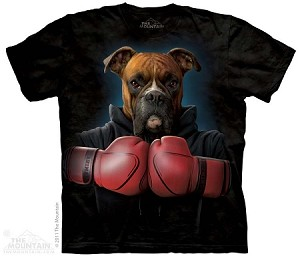 Boxer Rocky - 10-3218 - Adult Tshirt
