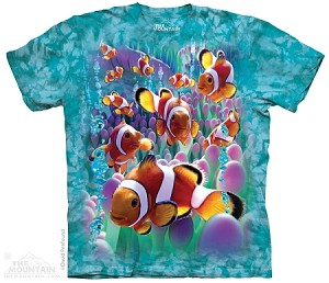 Clownfish - 10-4096 - Adult Tshirt