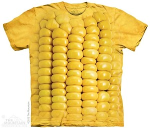 Corn On The Cob - Adult Tshirt