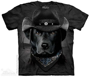Cowboy Lab - Adult Tshirt