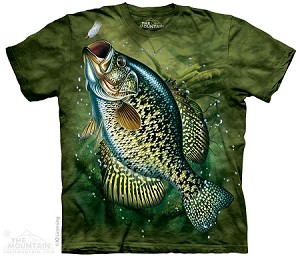 Crappie - 10-4094 - Adult Tshirt