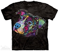 In A Perfect World Every Dog Has A Home - Adult Tshirt