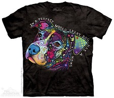 In A Perfect World Every Dog Has A Home - 10-3920 - Adult Tshirt