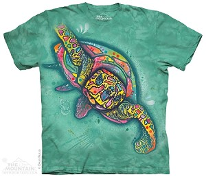 Russo Turtle - Adult Tshirt
