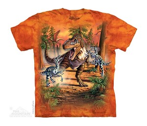 Dino Battle - 15-4236 - Youth Tshirt