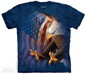 Eagle Freedom - Adult Tshirt - 10-4102