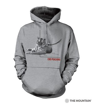 End Poaching - 72-5572 - Adult Hoodie