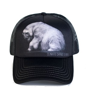 Climate Change is Real - 76-5983 - Trucker Hat