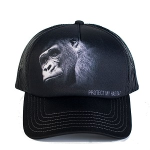 Protect My Habitat - 76-6089 - Trucker Hat